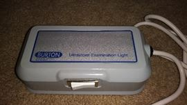 burton medical light