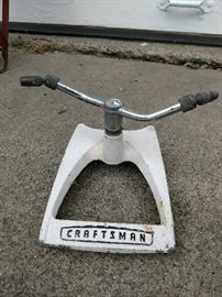Craftsman yard sprinkler