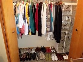 Women's clothing purses, shoes and more