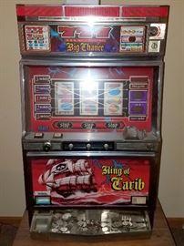 King of Carib slot machine