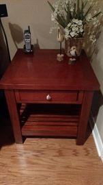 Good solid end table