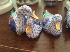 Herend Ducks