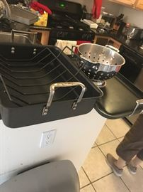 All Clad Cookware - gently used