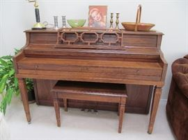 Henry F. Miller piano