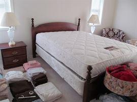 Beautyrest queen bed