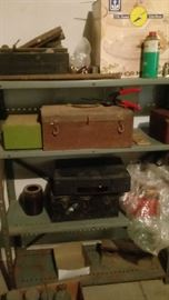 Garage goodies - tools, etc.