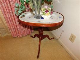 Meissen Platter Tray table