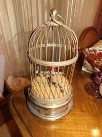 Swiss Automation Bird Cage
