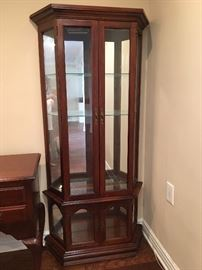 Vintage Mirrored Curio