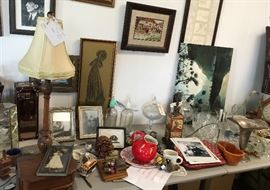 Lots of collectibles!