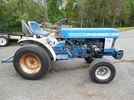 Ford 1210 Tractor