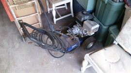 Gas powered Power washer