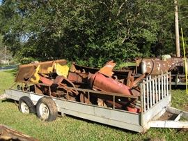 Taking bids on all trailers