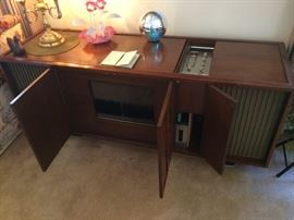 Seeburg Console in working Condition