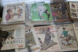 Collection of Saturday Evening Post