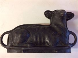 Antique Cast Iron Mold