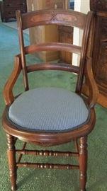 Victorian chair $40