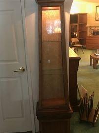 Display hutch w/ light $300