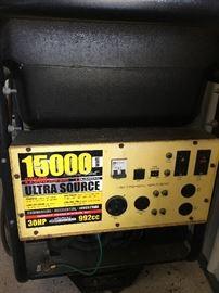 15000 Ultra Source Generator