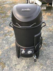 Char-Broil The Big Easy Gas Smoker