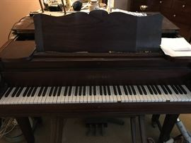 VINTAGE BABY GRAND SO YOU CAN PRACTICE UP ON YOUR CHOPIN