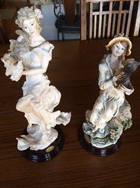 Guiseppi Armani figurines