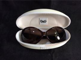 Lot 009 Dolce And Gabbana Sunglasses