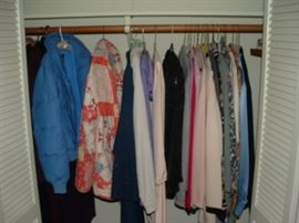 and more women's clothes