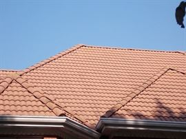Spanish Terracotta roof tiles