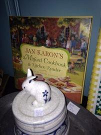"""Jan Karon's """"Mitford Cookbook & Kitchen Reader"""""""