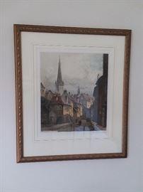 Josef Eidenberger signed prints $95 each
