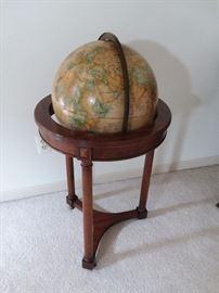 World globe $95