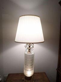 Pr. Crystal Lamps