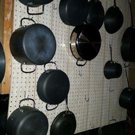 Calphalon Cookware, All-Clad Cookware, Corningware, Pyrex