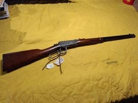 1873 Winchester Rifle .38-40