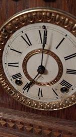 ansonia clock face
