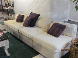 additional pieces to 12 piece sectional