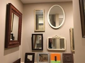 Fabulous frames and mirrors