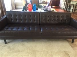 New American Leather sofa (~4 mos old)