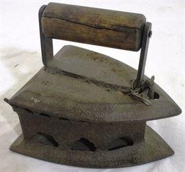 #3996 Coal Iron