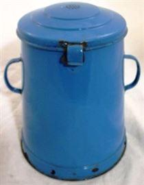 #4015 Enamel coffee pot