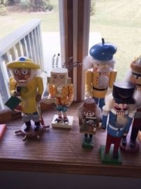 Some cool nutcrackers here!