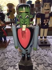Frankenstein nutcracker