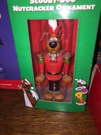 Scooby Doo nutcracker