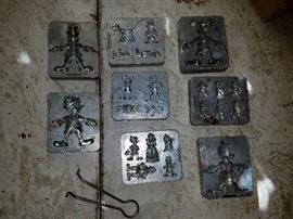 Disney molds