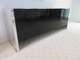 Chrome Ello Sideboard