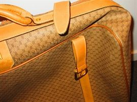 Detail of Gucci Luggage