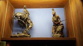 western bronzes including Kauba