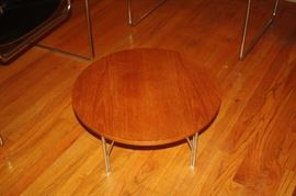 DANISH MODERN SMALL TABLE