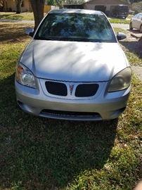 2009 Pontiac g5 gt Loaded